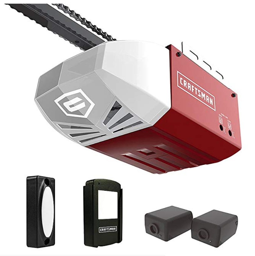 5 Craftsman Garage Door Openers Reviews Of 2019