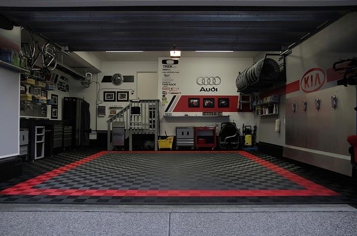 9 Smart Ways to Improve Your Garage