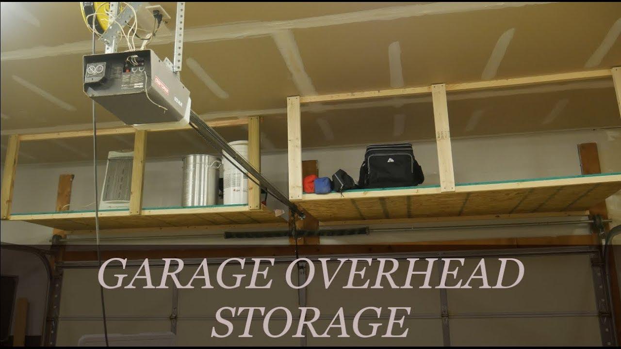 Top 5 Best Ceiling Overhead Garage Storage – Update List 2020