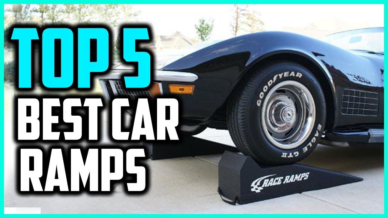 Best Car Ramps Reviews