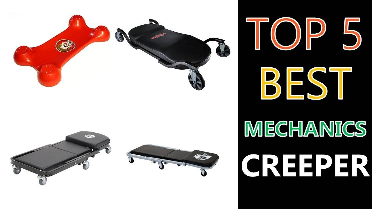 Best Mechanic Creeper For Garage Of 2020 – Unbiased Reviews