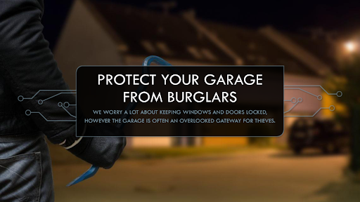 Top 7 Tips To Keep Thieves Out of Your Garage