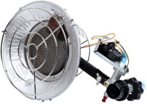 Portable Tank Top Propane Heater