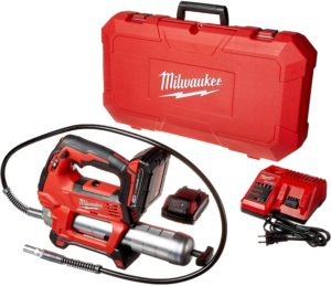 Lithium-Ion Cordless 2-Speed Grease Gun