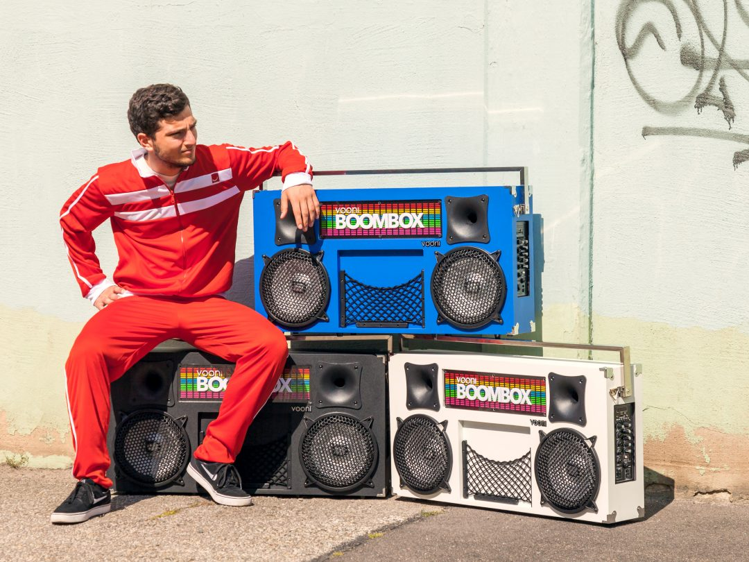 Best Boomboxes For Garage
