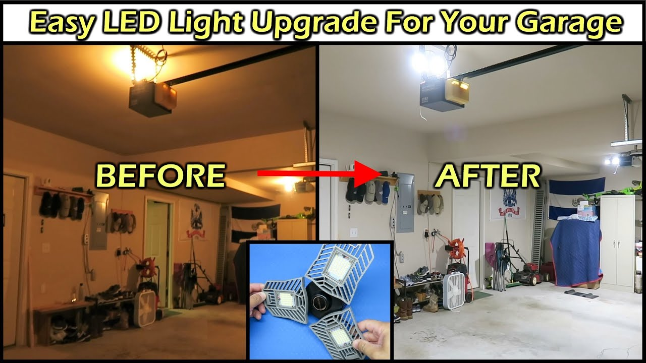 Top 7 Best Three Leaf Garage Light Reviews 2020