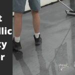 Best Metallic Epoxy Floor Kit